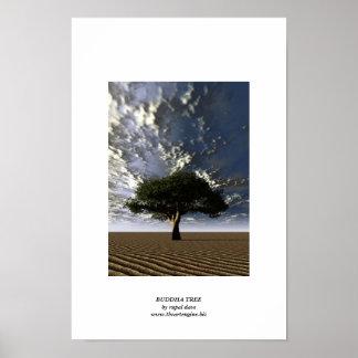 THE BUDDHA TREE POSTER