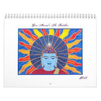 The Buddhas 2011 Calendar