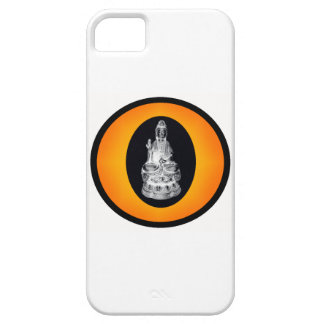 THE BUDDHIST SUN iPhone 5 COVER