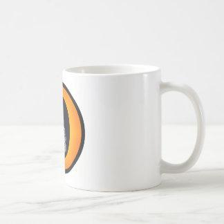 THE BUDDHIST SUN CLASSIC WHITE COFFEE MUG