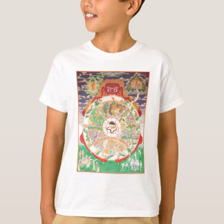 The Buddhist Wheel of Life T-Shirt