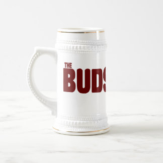 """""""THE BUDS""""  BEER STEIN"""