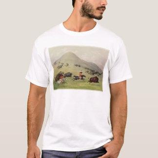 The Buffalo Hunt, c.1832 T-Shirt