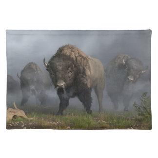 The Buffalo Vanguard Placemat