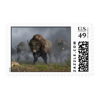 The Buffalo Vanguard Postage