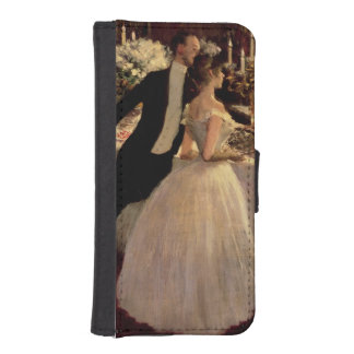 The Buffet, 1884 Wallet Phone Case For iPhone SE/5/5s
