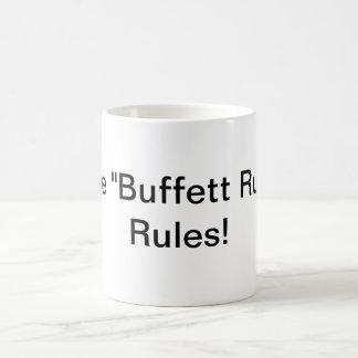 "The ""Buffett Rule"" Rules! Coffee Mug"
