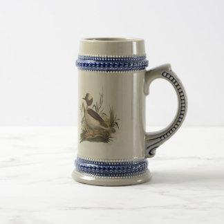 The Buffle-headed Duck(Fuligula albeola) Coffee Mug