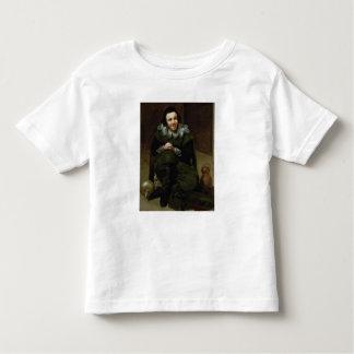 The Buffoon Calabacillas, mistakenly Toddler T-shirt