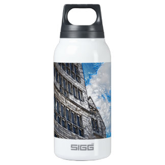 The Building Insulated Water Bottle