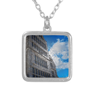 The Building Personalised Necklace