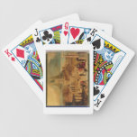 The building of the Tower of Babel (panel) Bicycle Playing Cards