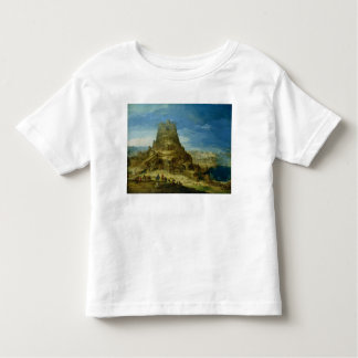 The Building of the Tower of Babel Toddler T-shirt