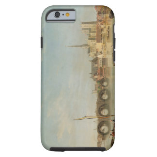 The Building of Westminster Bridge with an imagina Tough iPhone 6 Case