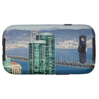The buildings of San Francisco's South Beach Galaxy S3 Cases
