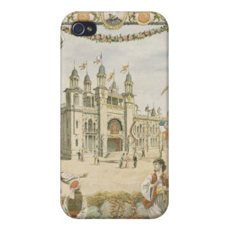 The Bulgarian Pavilion at the Universal iPhone 4/4S Case