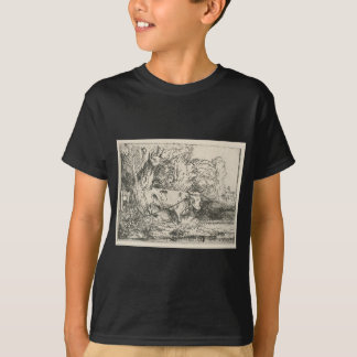 The Bull by Rembrandt T-Shirt