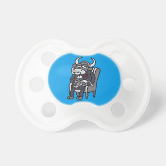 The Bull Father Pacifier