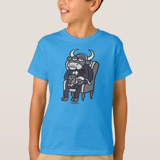 The Bull Father T-Shirt