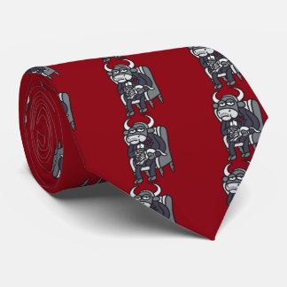 The Bull Father Tie
