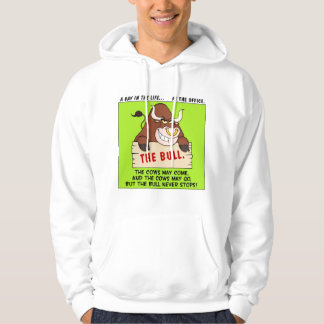 The Bull Here Never Stops Hoodie