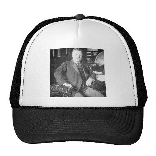 The Bull Moose Teddy Roosevelt Vintage Trucker Hat