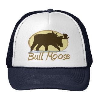 The Bull Moose Trucker Hat