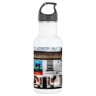 The Bull Pub Theydon Bois Essex Water Bottle