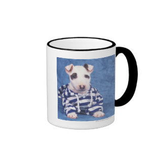 The Bull Terrier is a breed of dog in the Mugs