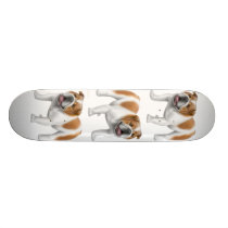 The Bulldog Skateboard