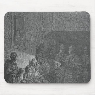 The Bull's-Eye, from 'London, a Pilgrimage' Mouse Pad