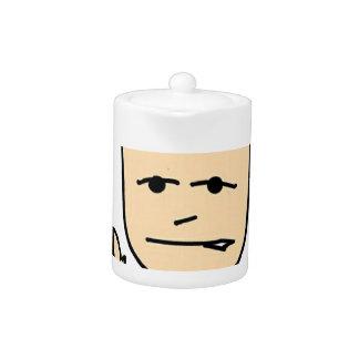 the bullyboy teapot