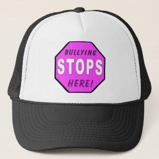The Bullying Stops Here Trucker Hat