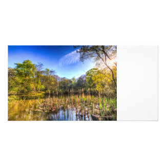 The Bulrush Pond Card