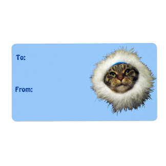 The Bumble Holiday Gift Tags