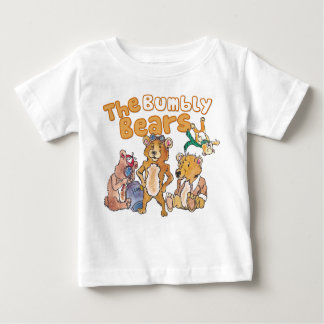 The Bumbly Bears Baby T-Shirt