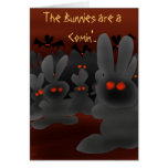 The Bunnies are a Comin'.. Card