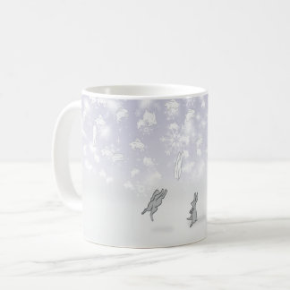 THE BUNNIES OF SOLDOTNA, ALASKA COFFEE MUG