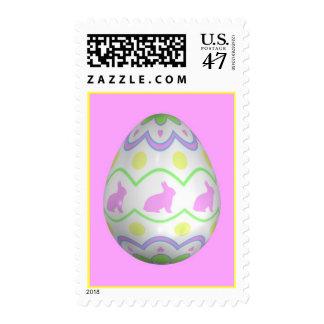 The Bunny Egg Postage