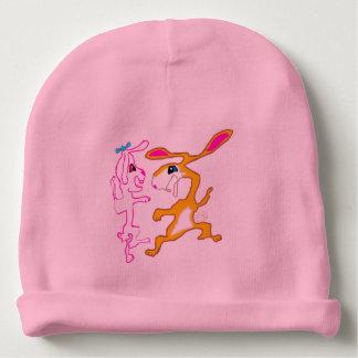 The Bunny Hop Baby Beanie