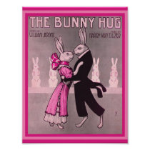 The Bunny Hug Vintage Sheet Music Cover copy 1912