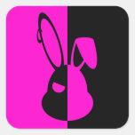 The Bunny Sticker