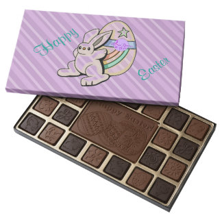 The Bunny & the Egg Lavender Box of Chocolates