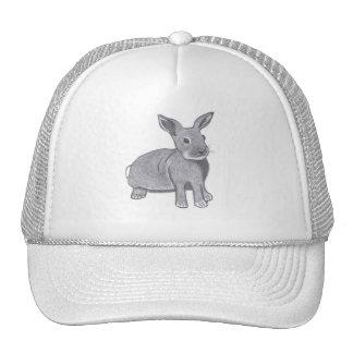 The Bunny Trucker Hat