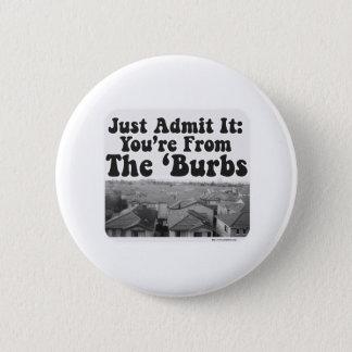 The Burbs Button