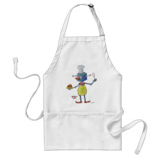 The Burger Chef Adult Apron