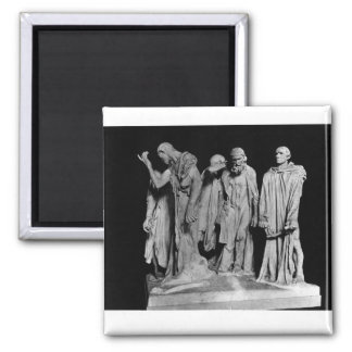 The Burghers of Calais, 1889 Magnet