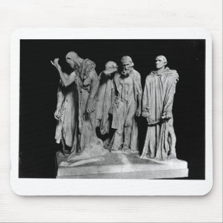 The Burghers of Calais, 1889 Mouse Pad