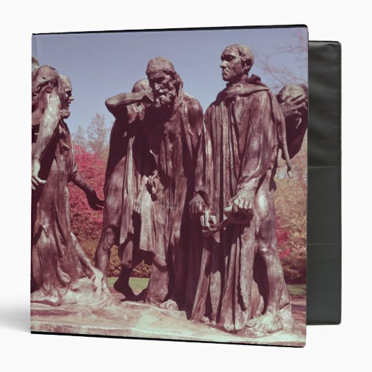 The Burghers of Calais Binder
