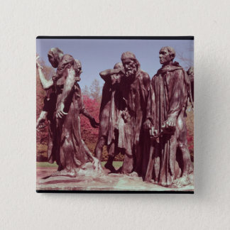 The Burghers of Calais Button